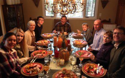 Studieophold i udlandet - Thanksgiving i USA