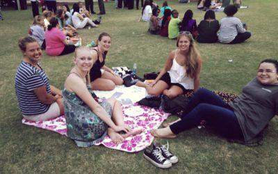 Studieophold i udlandet - Sofie til internationale dage