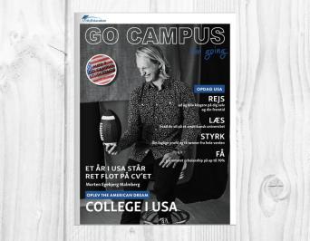 Go Campus - et år på college i USA med MyEducation