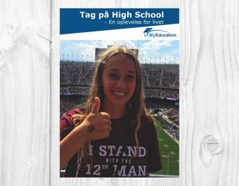 Tag på High School med MyEducation - En oplevelse for livet
