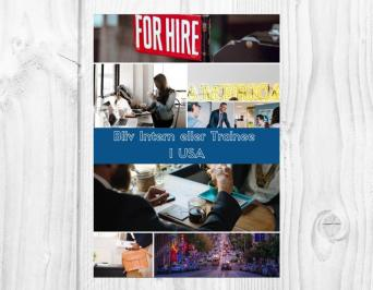 Bliv Intern eller Trainee i USA med MyEducation