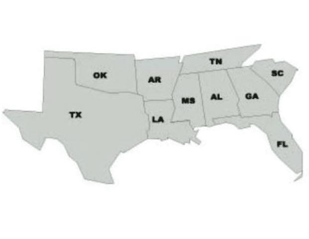 Prøv et ophold på en Amerikansk High School i Sydstaterne