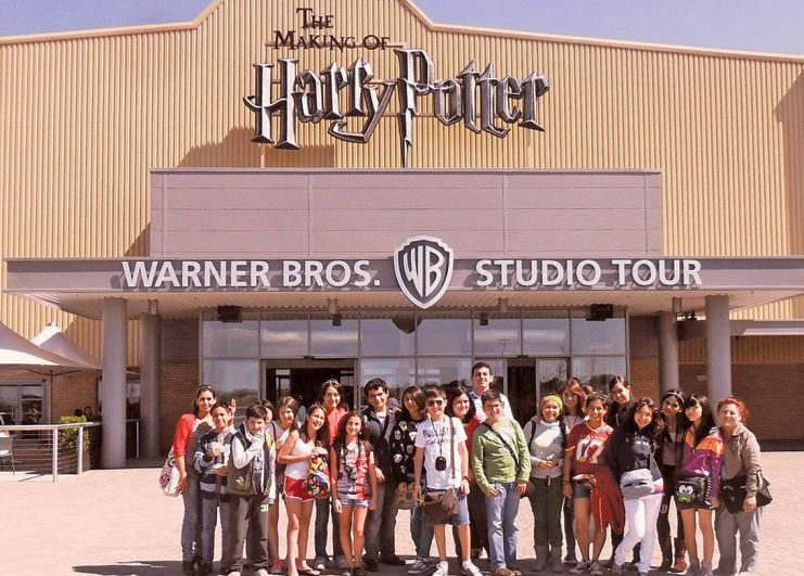Harry-Potter-Studios - Bournemouth