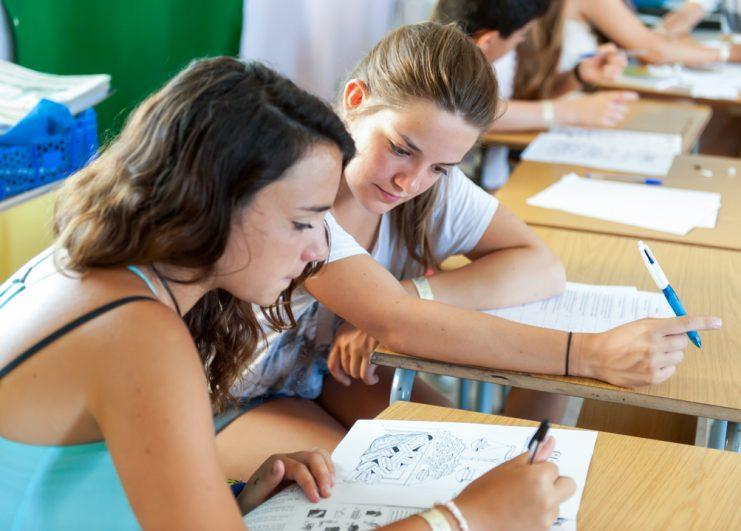 Junior class activity (4)