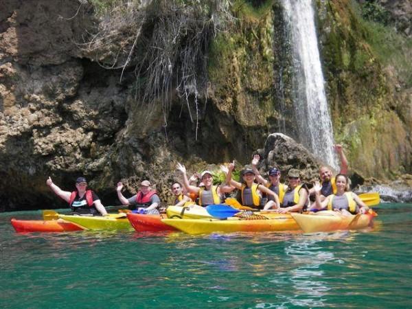 Kayak - activities - Malaca Instituto