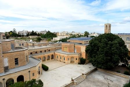 Malta hovedbygning